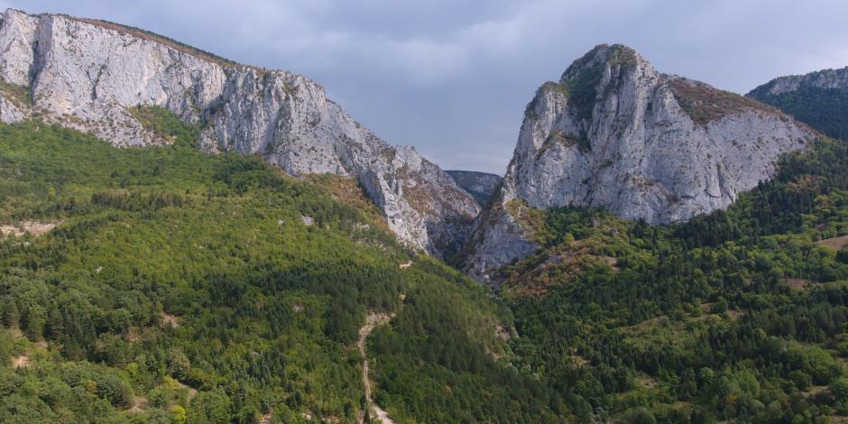 Hikayesiyle hüzünlendiren 'Ersizlerdere Kanyonu' tabiat parkı ilan edildi