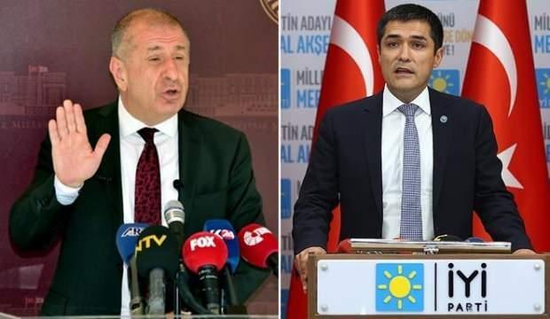 İYİ Partili Ümit Özdağ, İl Başkanı Buğra Kavuncu'nun FETÖ'cü olduğunu açıkladı - SİYASET Haberleri