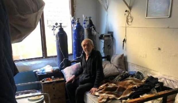 Kağıthane'de, KOAH hastası uyuşturucu satıcısı yakalandı