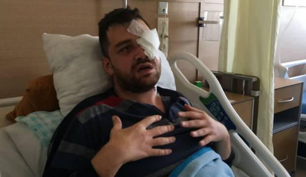Konya'da bıçaklı saldırıya uğrayan avukattan üzücü haber