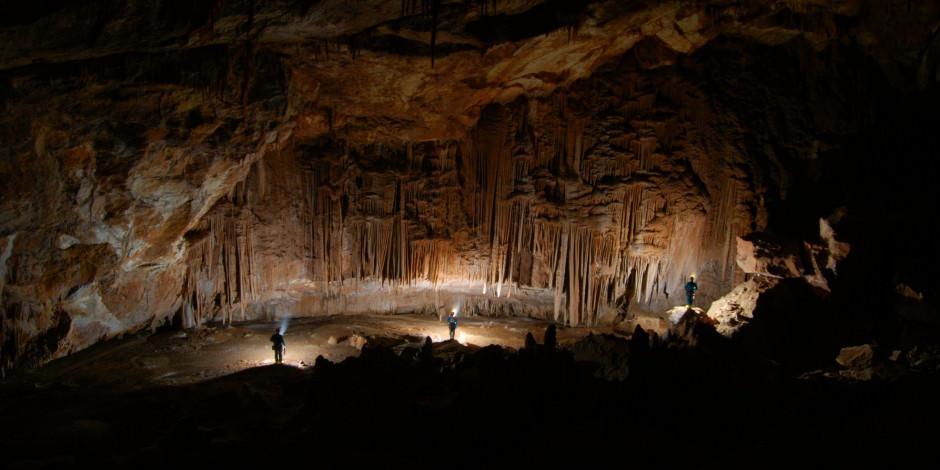 Konya'nın gizemli mağaraları doğa tutkunlarını bekliyor