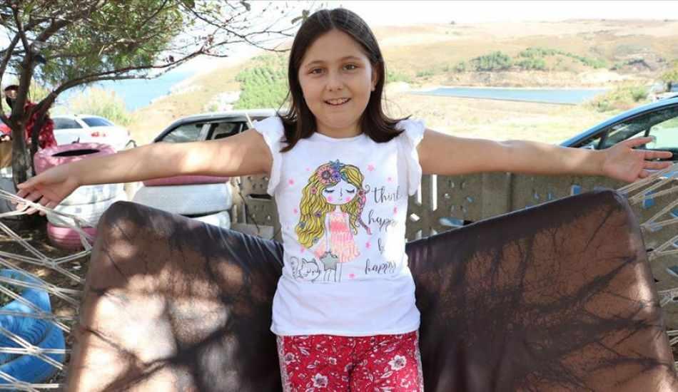 Lösemi hastası 9 yaşındaki Deren, yaşamak için uygun ilik bekliyor