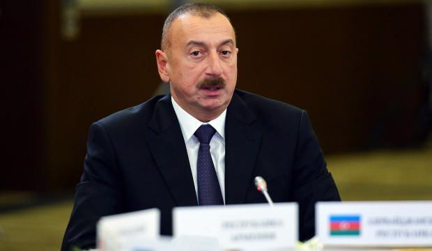 Dev projede önemli gelişme! İlham Aliyev duyurdu