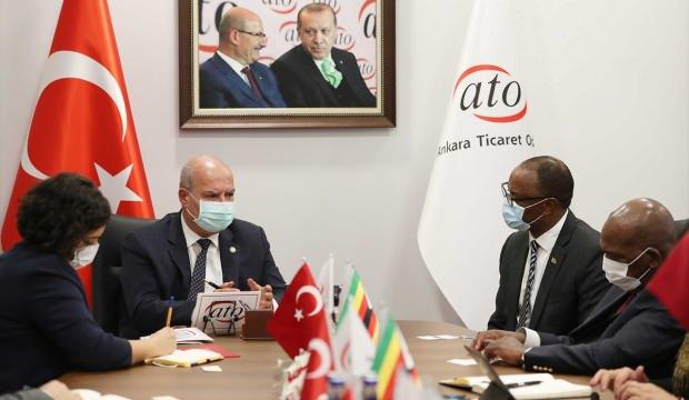 Mutiwazuka: Türk mallarına ihtiyacımız var