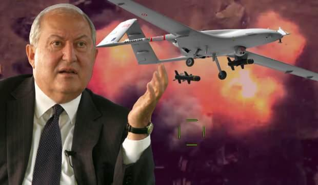 Ermenistan'dan Türk SİHA'ları hamlesi! NATO'ya sürpriz başvuru