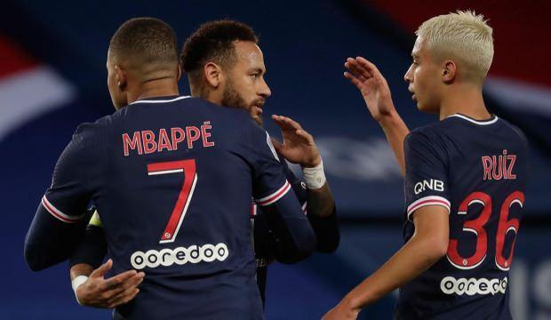 PSG, Dijon'u farklı geçti!