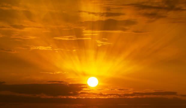 Rüyada güneş görmek ne anlam gelir? Rüyada güneşin batışını görmek nasıl tabir edilir?