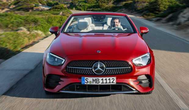 Mercedes E-Serisi Coupe ve Cabriolet Türkiye fiyatı açıklandı