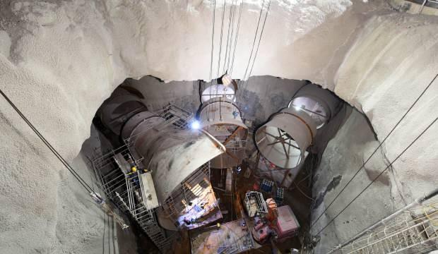 Sadece 34 metre kaldı: Nisanda üretime başlanacak