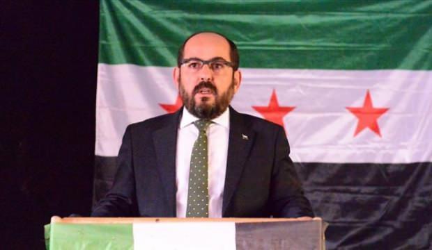 Suriye Geçici Hükümeti Başkanı Mustafa COVID-19'a yakalandı