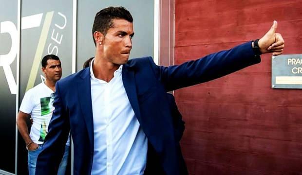 Ronaldo'nun testi bir kez daha pozitif