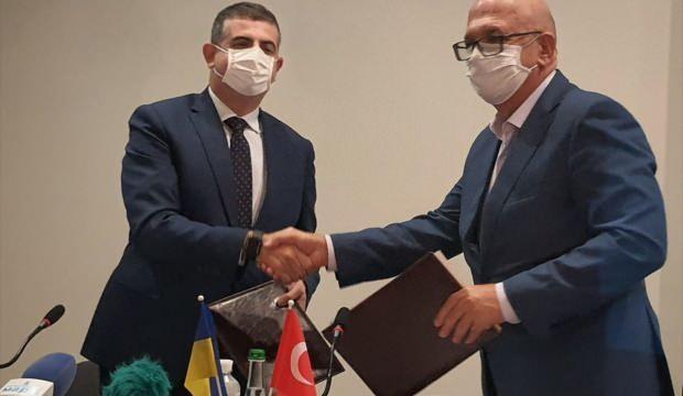 Türkiye ve Ukrayna savunmada ortaklık anlaşması imzaladı
