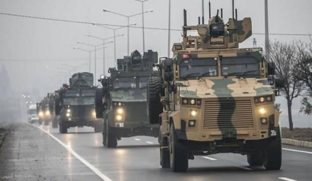 Türkiye'den hayati bölgeye askeri güç sevkiyatı
