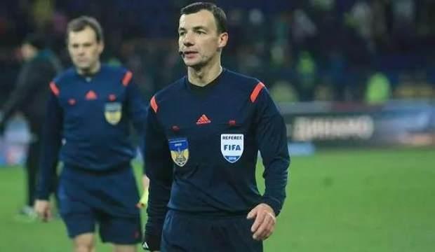 Villarreal - Sivasspor maçına Ukraynalı hakem