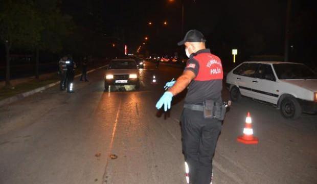 2 bin polis ile hava destekli asayiş uygulaması