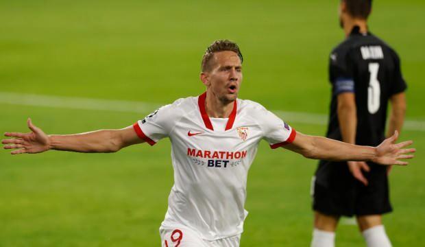 Cüneyt Çakır yönetti Sevilla kazandı