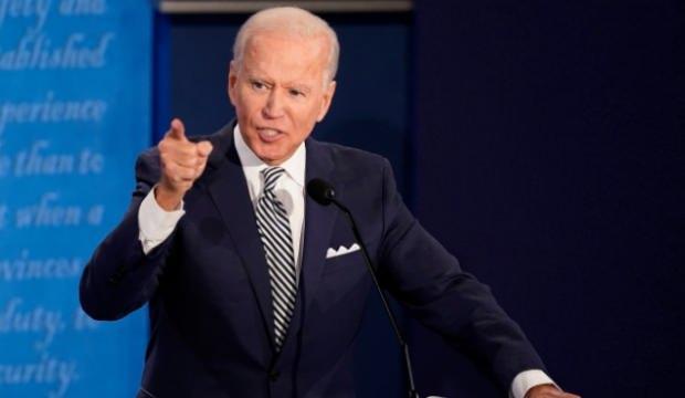 ABD'de Demokratların başkan adayı Biden oyunu kullandı