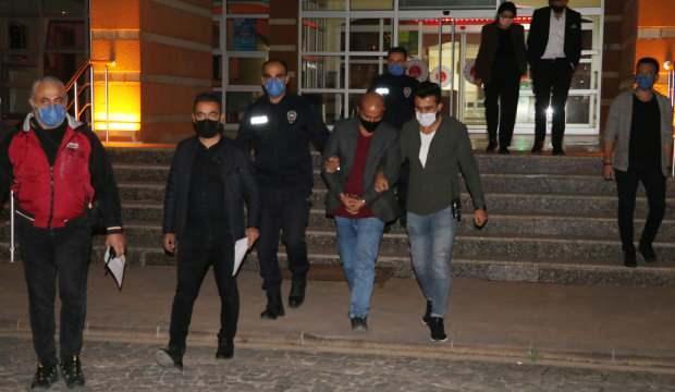 Adana'dan gelip Çankırı'daki eşini öldüren zanlı tutuklandı