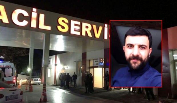 AK Parti Batman Gençlik Kolları Başkanı Genç'in ağabeyi, bıçaklı kavgada hayatını kaybetti