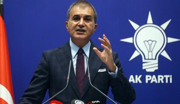 AK Parti'den ABD'ye yaptırım tepkisi