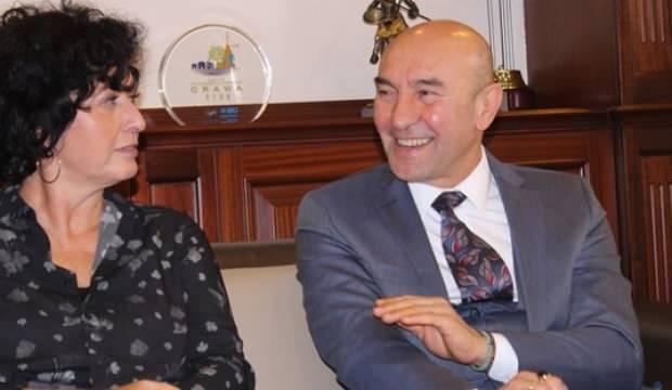 AK Partili isimlerden, Tunç Soyer'in eşine sert tepki!