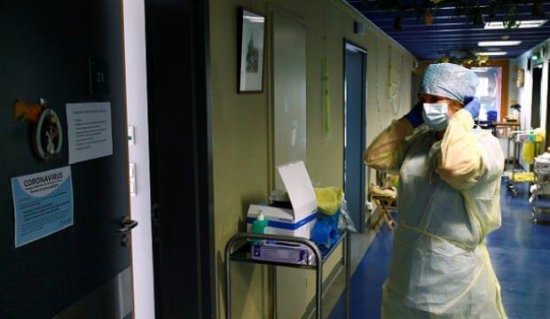 """Belçika Kovid-19 hastalarını """"gerekirse"""" Almanya'ya gönderecek"""