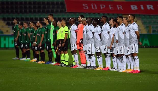 Beşiktaş'ta bir siyah bir beyaz!
