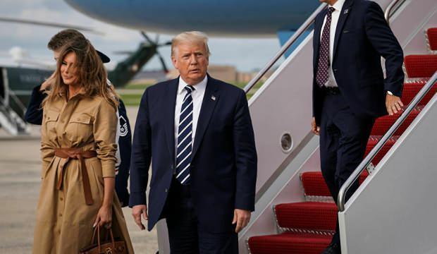 Eski Beyaz Saray çalışanı: Melania Trump bazen eşinden iğreniyor