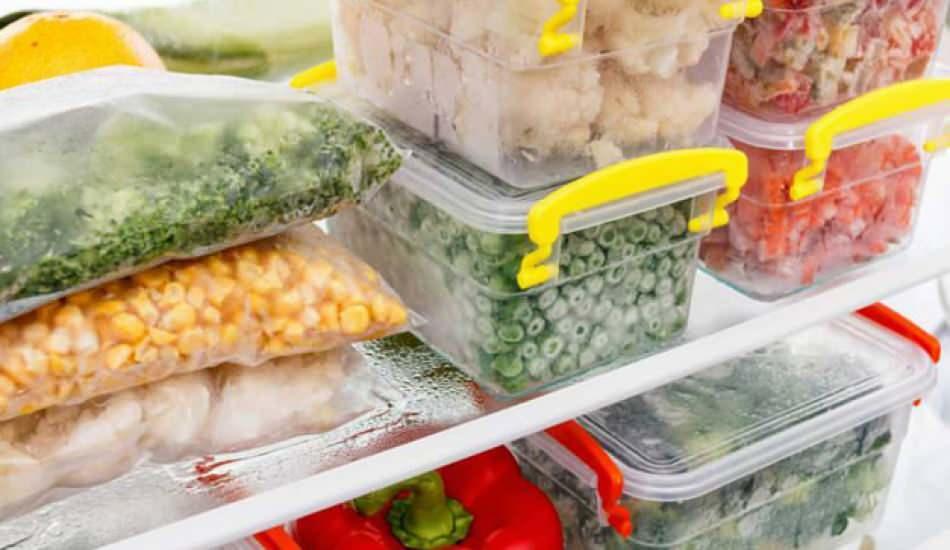 Hangi yemek kaç sürede buzlukta kalmalı? Buzlukta olan yemekler ne kadar sürede tüketilmeli?