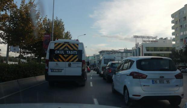 İçişlerinden deprem bölgesi için trafik uyarısı