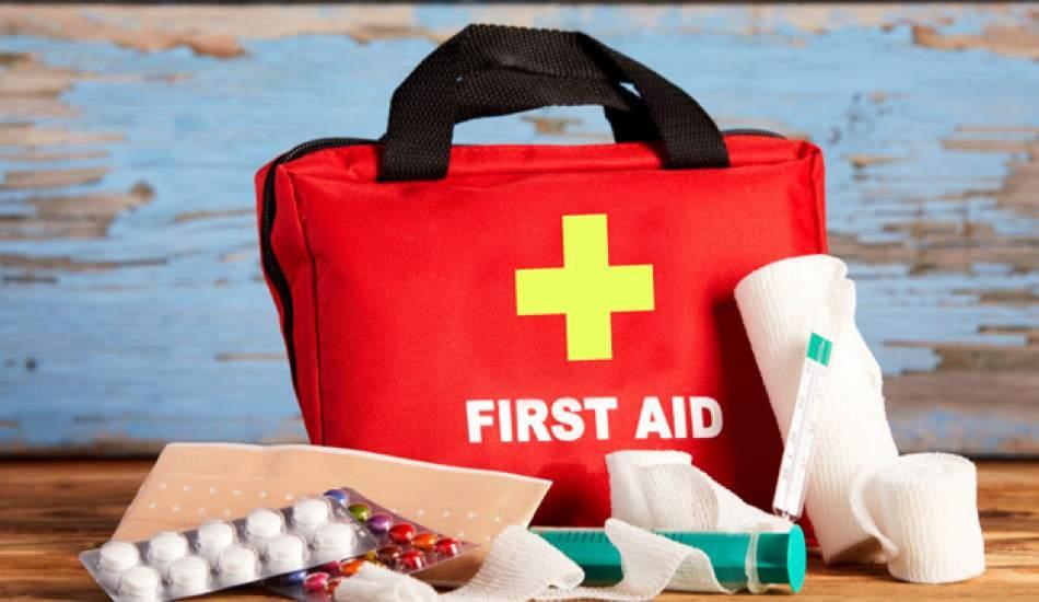 İlk yardım çantasında bulunması gerekenler! İlk yardımda çantasında zorunlu olan malzemeler