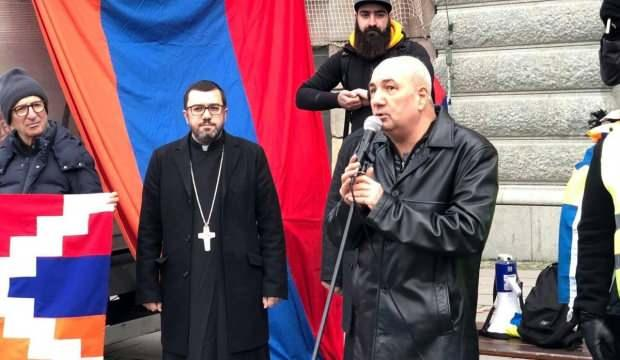 İsveç'te PKK'dan Ermenilere açık destek!