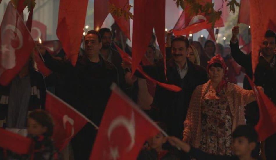 Kalk Gidelim dizisinde Cumhuriyet Bayramı coşkusu!