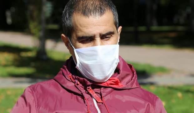 Koronavirüse yakalandı yaşadıklarını anlattı: Kumlar altında pipetle nefes almak gibi