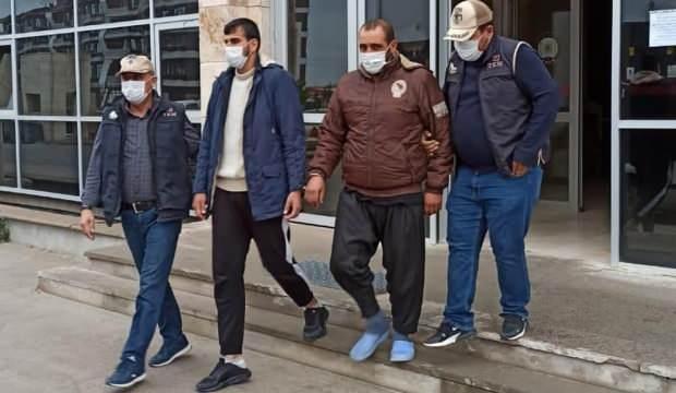 Kütahya'da DAEŞ terör örgütüne yönelik operasyonda 4 kişi yakalandı