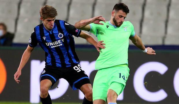 Muriçli Lazio, Belçika'da 2 puan bıraktı