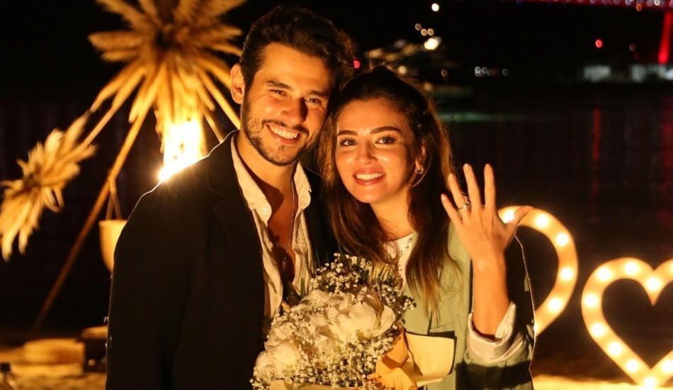 Nişanlanan Cem Belevi ve Zehra Yılmaz'dan kötü haber!