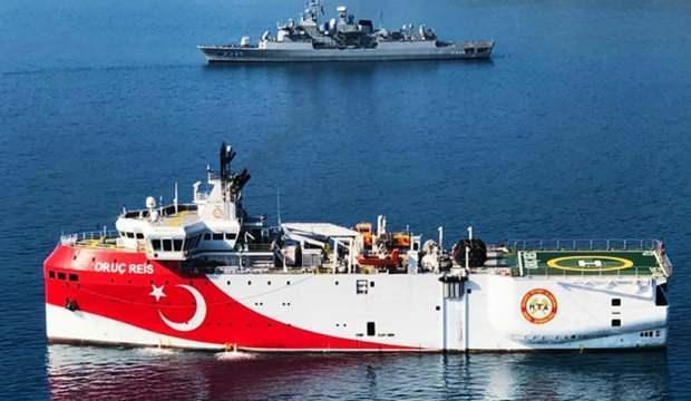 Türkiye'den Oruç Reis için yeni NAVTEX