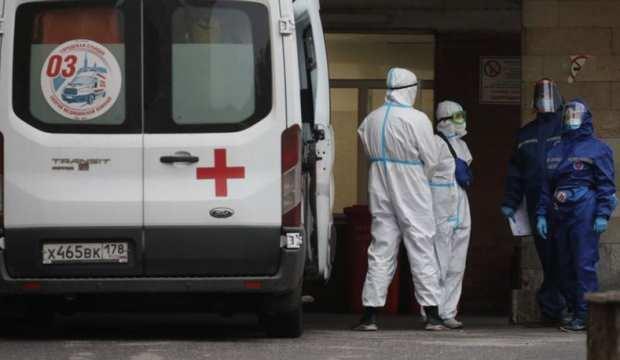 Rusya'da rekor düzeyde günlük yeni koronavirüs vakası!