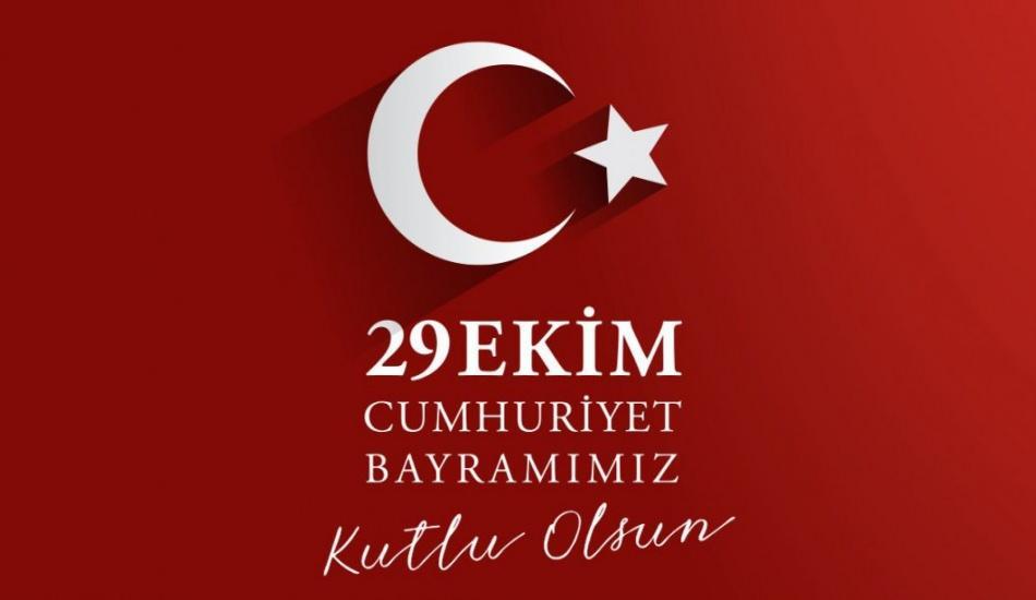 Hepsi tek yürek oldu! Ünlü isimlerden 29 Ekim Cumhuriyet Bayramı paylaşımları