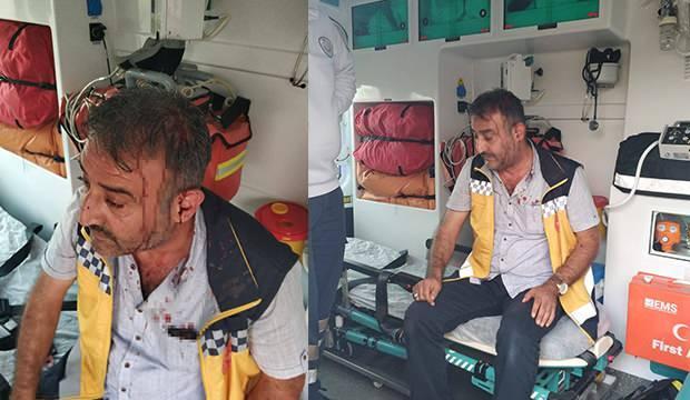 Yalova'da filyasyon ekibine çirkin saldırı