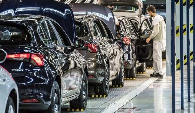 Sakarya'dan yurt dışına 131 bin 257 araç ihraç edildi