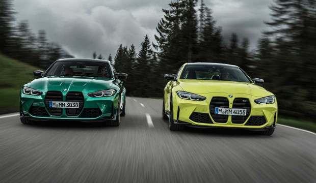 BMW M3 ve M4 üretim bandına çıktı