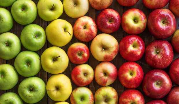 Sarı, yeşil ve kırmızı elmanın bilinmeyen faydaları ve besin değerleri...