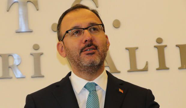 Mehmet Muharrem Kasapoğlu: Gözümüz aydın olsun