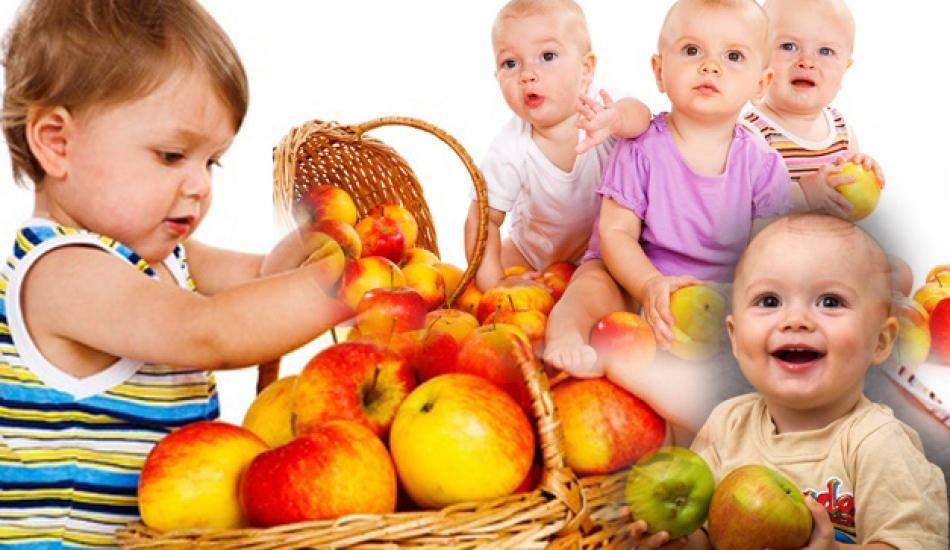 Bebeklere hangi meyveler verilmeli? Ek gıda döneminde meyve tüketimi ve miktarı
