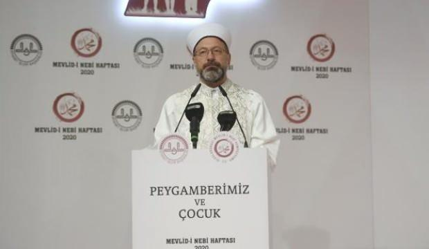 Erbaş: İslamofobi birçok ülkede devlet politikası haline getirilmeye çalışılıyor