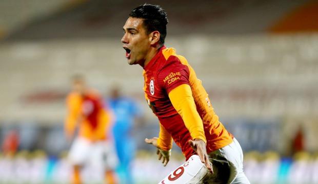 Galatasaray'da Falcao için kritik hafta!