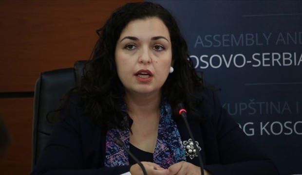 Kosova Meclis Başkanı Osmani, cumhurbaşkanlığı görevine vekalet edecek
