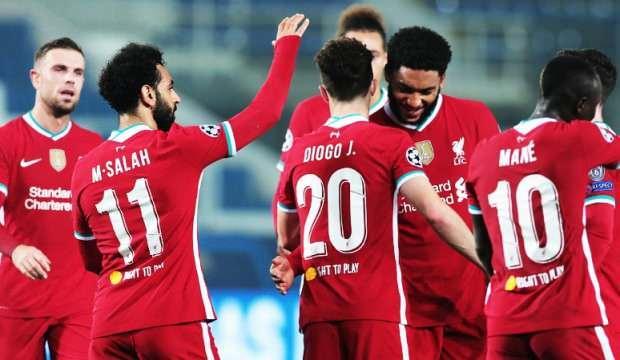 Liverpool acımadı! İtalya'da gövde gösterisi